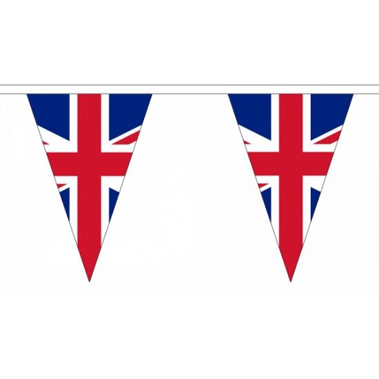 Britse vlaggenlijn 20 meter