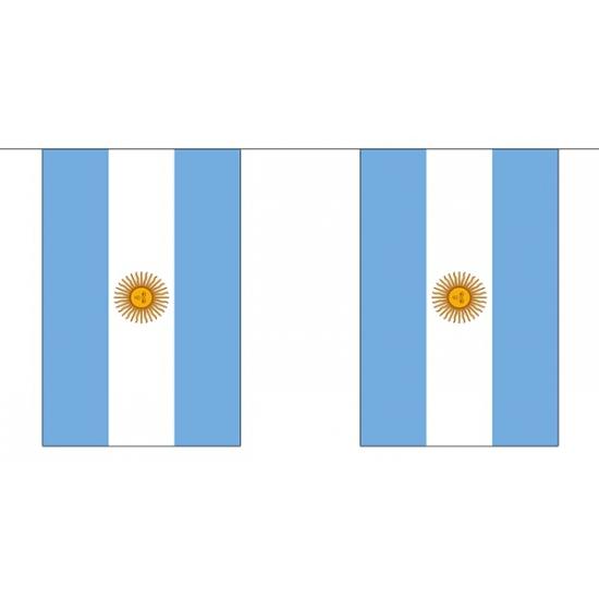 Buiten vlaggenlijn Argentinie 3 m