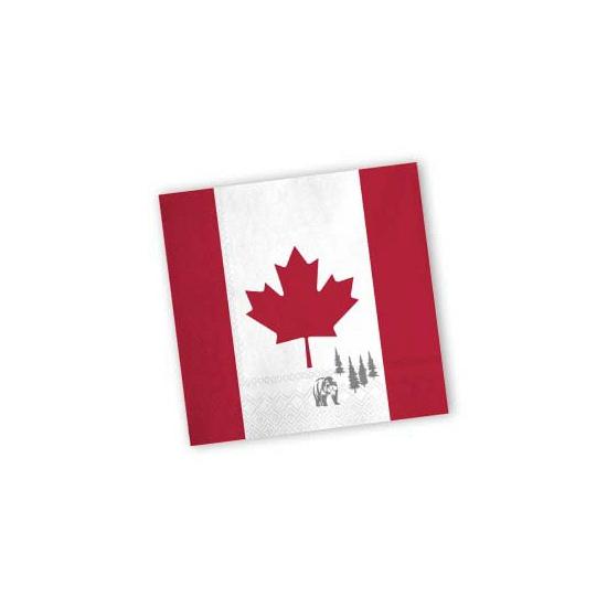 Canada servetten 20 stuks