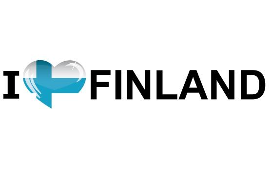 I Love Finland sticker