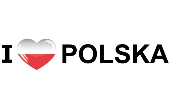 I Love Polska sticker