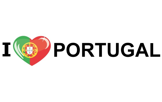 I Love Portugal sticker