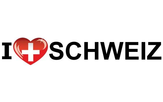 I Love Schweiz sticker