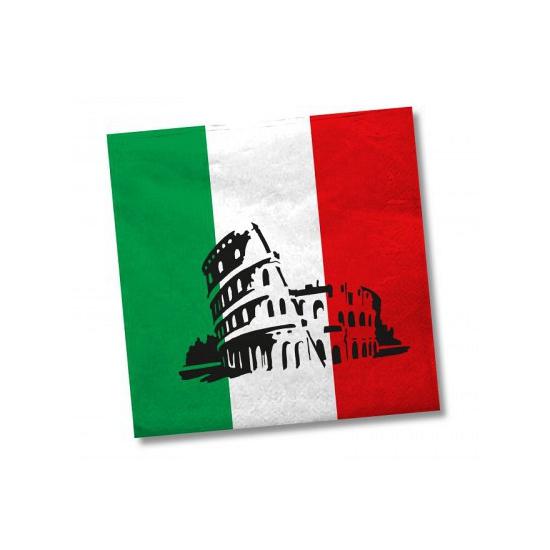 Italie servetten 20 stuks