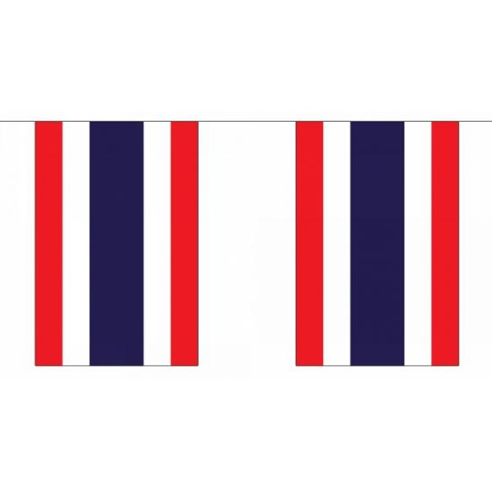 Luxe Thailand vlaggenlijn 9 m