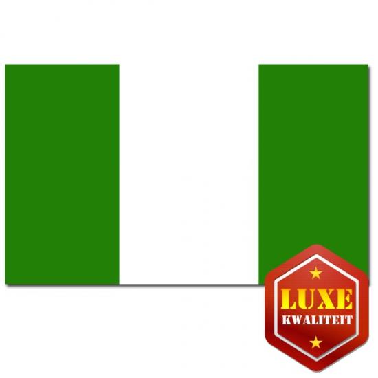Luxe vlag Nigeria
