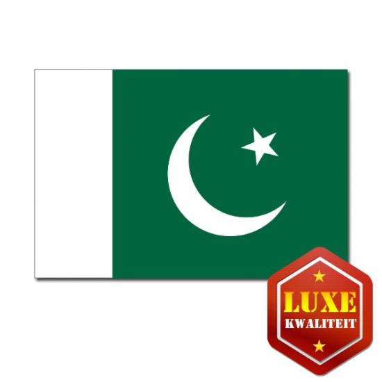 Luxe vlag Pakistan