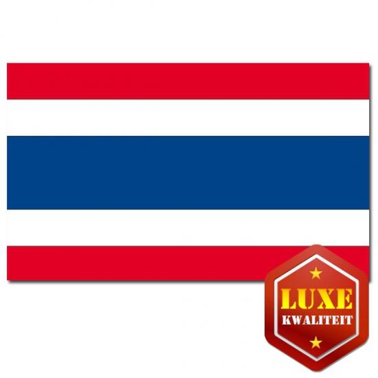 Luxe vlag Thailand