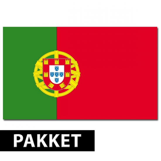 Portugal versiering pakket
