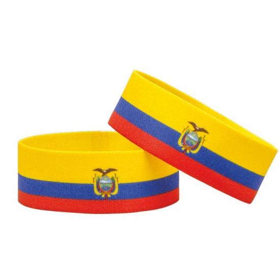 Supporter armband Ecuador