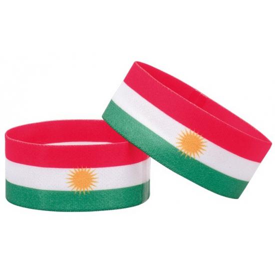 Supporter armband Koerdistan