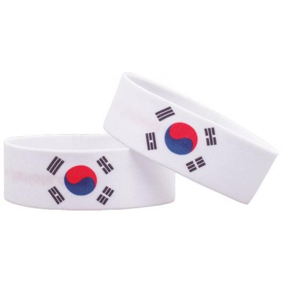 Supporter armband Zuid Korea