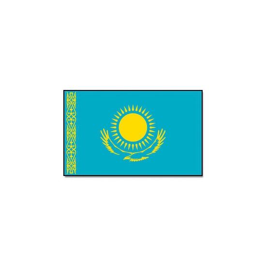 Vlag Kazachstan 90 x 150 cm