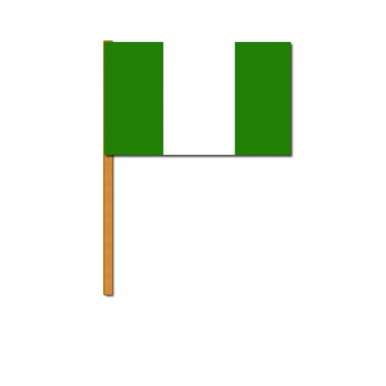 Zwaaivlag Nigeria