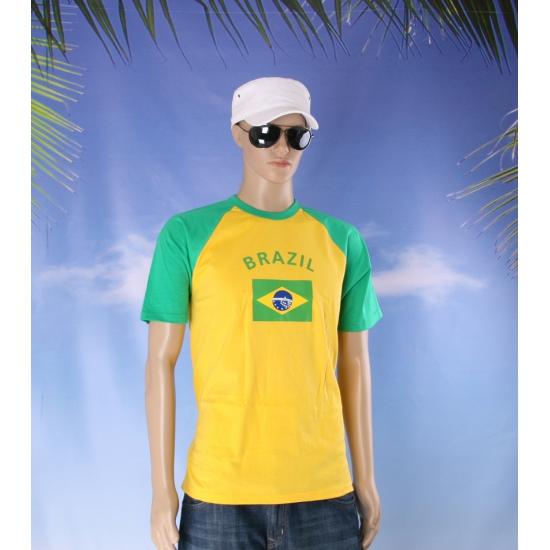 Baseball heren shirt Brazilie