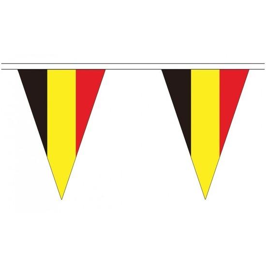 Belgie landen punt vlaggetjes 20 meter