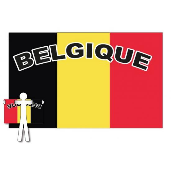 Belgie supporter cape