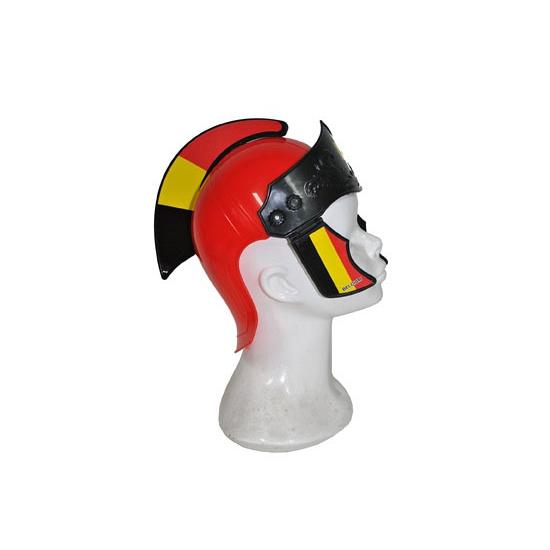 Belgische supporters helm