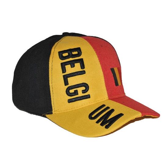 Belgische supporters pet