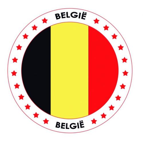 Bierviltjes Belgi? thema print
