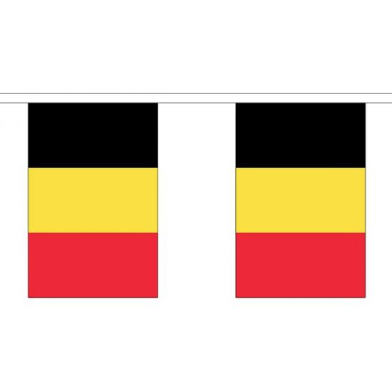 Buiten vlaggenlijn Belgie 3 m