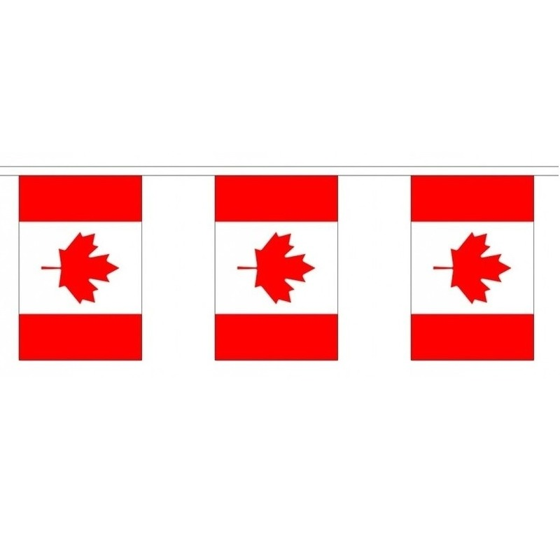 Buiten vlaggenlijn Canada 3 m