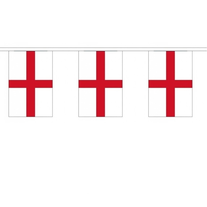 Buiten vlaggenlijn Engeland St George 3 m
