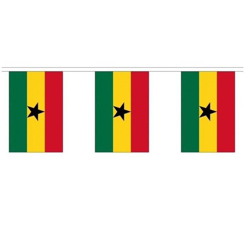 Buiten vlaggenlijn Ghana 3 m
