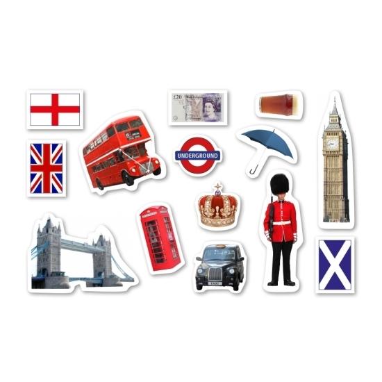 Confetti Engeland thema 300 gram
