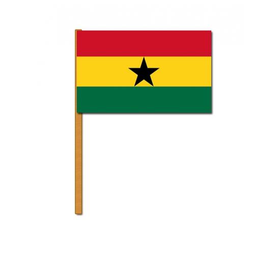 Ghana zwaaivlag