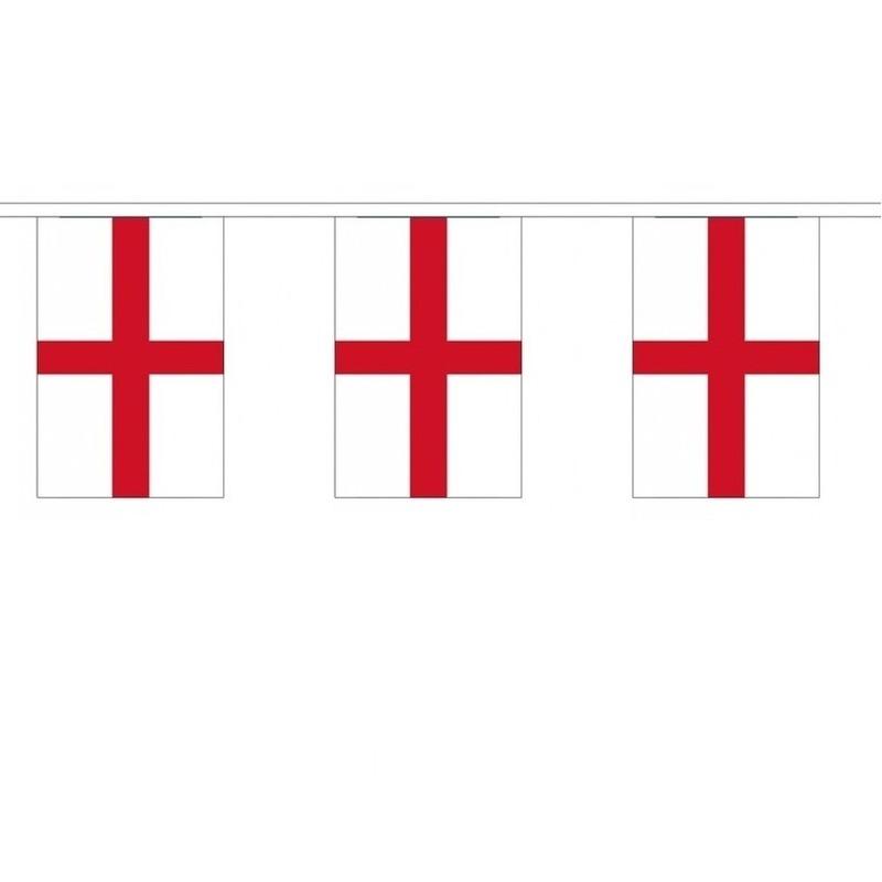 Luxe Engeland St George vlaggenlijn 9 m