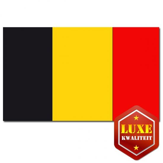 Luxe vlag Belgie