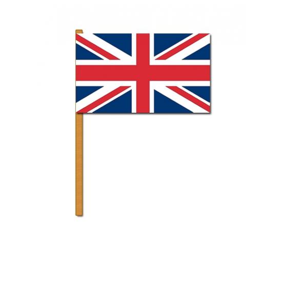 Luxe zwaaivlag Engeland