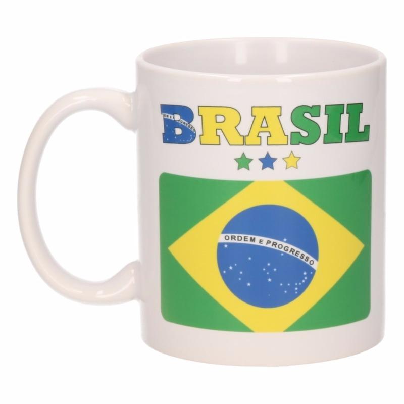 Mok Braziliaanse vlag