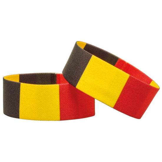 Supporter armband Belgie