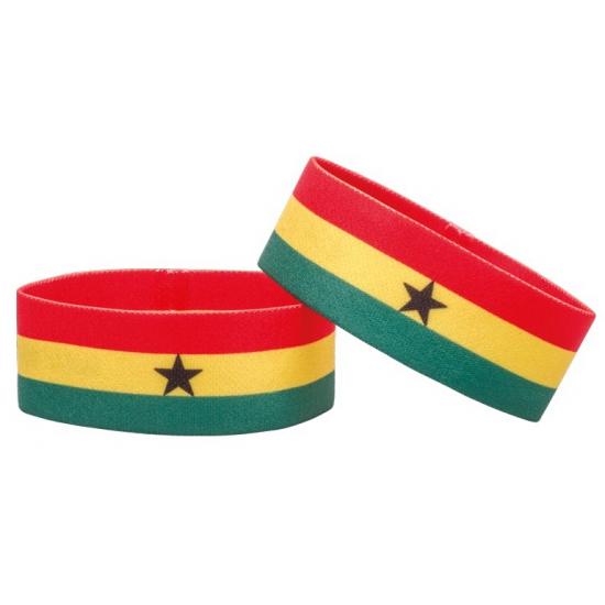 Supporter armband Ghana