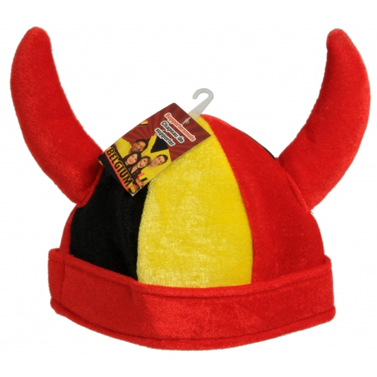 Supporters hoed Belgie