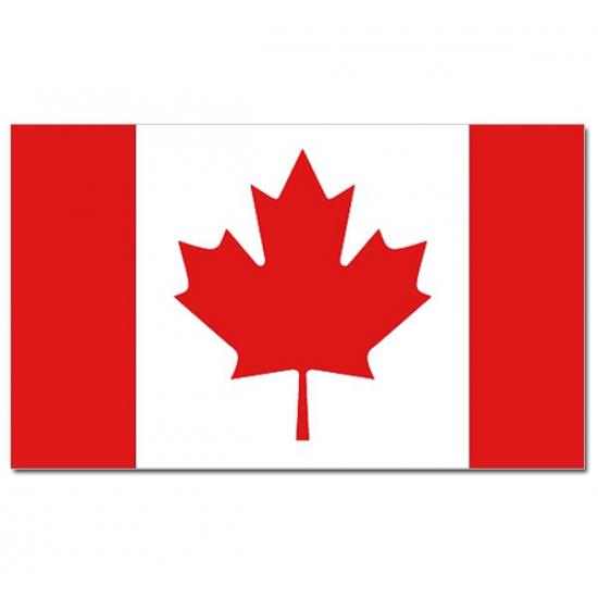 Vlag Canada 90 x 150 cm