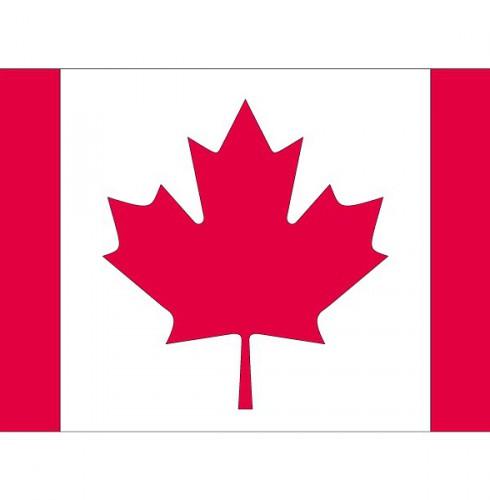 Vlag Canada stickers