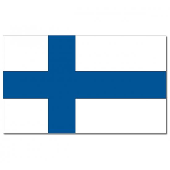 Vlag Finland 90 x 150 cm