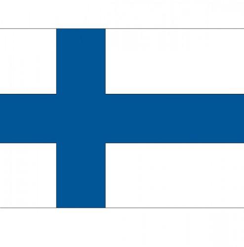 Vlag Finland stickers